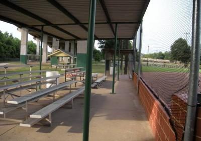East Bank Bridge Park Baseball