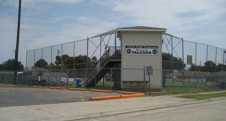 Johnny Bright Baseball Field Metairie LA